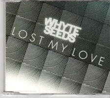 (EY170) Whyte Seeds, Lost My Love - CD