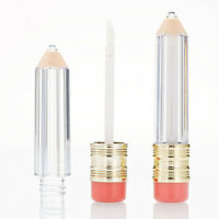 12pcs Empty Tube Pencil Chic Lip Gloss Container Packing Tube Lip Oil Bottle