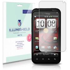 iLLumiShield Anti-Glare Matte Screen Protector 3x for HTC DROID Incredible S