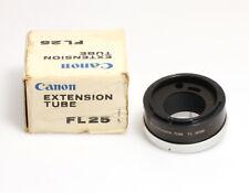 Canon Extension Tube FL25 Zwischenring