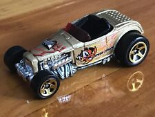 HOT WHEELS SPEED DEMON 1932 FORD DEUCE ROADSTER Gold LOOSE