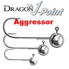 DRAGON AGGRESSOR Jig heads  Lure Fishing Jig Head Hooks For Soft Lures