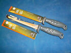 """NEW 6"""" stainless steel 6"""" FISH FILLET KNIFE 2 PACK FREE SHIPPING"""