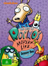 The Best of Rocko's Modern Life: Season 2 * NEW DVD * (Region 4 Australia)