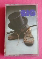 MR. BIG S/T SELF TITLED ALBUM CASSETTE TAPE ATLANTIC1989