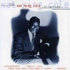 NAT KING COLE (THE COLLECTION - GREATEST HITS 2CD SET SEALED + FREE POST)