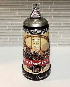 Anheuser-Busch Membership Stein 2003 Budweiser  Collectors Club CB24 - #14929