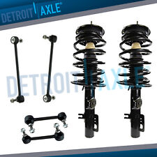 Struts & Sway Bar End Links For 2008 2009 Ford Taurus Mercury Sable FWD 3.5L