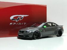1:18 BMW M3 E92 LB Performance año 2012 color Gris GT Spirit GT127