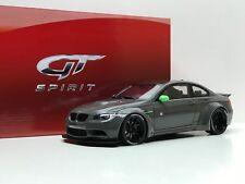 1:18 BMW M3 E92 LB Performance año 2012 color Gris GT Spirit GT127