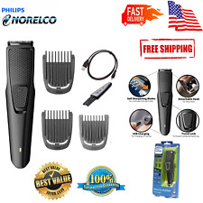 Electric Shaver Philips Norelco Men Hair Clipper Trimmer Haircut Grooming Beard