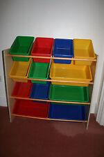Children's Multi-Coloured Bookcases, Shelving & Storage