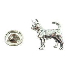 Chihuahua ~ Mini-Pin ~ CWG-D348MP ~ Pewter