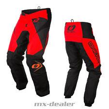 ONeal Ultra Lite LE 75 MX Hose Schwarz Weiß Motocross Enduro MotorradQuad Pants