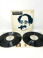 Groucho Marx An Evening With Groucho original Vinyl Record LP Album SP-3515 1972