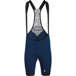 Assos MILLE GT Bib Shorts , Size L, Caleum Blue