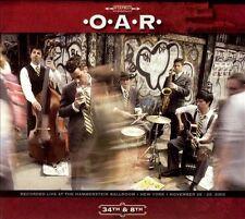 34th & 8th O.A.R. Audio CD
