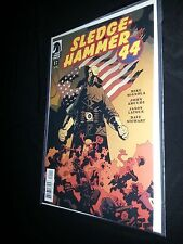 SLEDGE-HAMMER 44 Dark Horse Comics #1 of 2