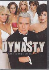 JOAN COLLINS - DYNASTY - SECOND SEASON - NTSC Region 1 DVD - Brand New/Sealed