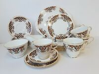 Vintage Colclough Bone China Royale Tea set