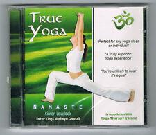 TRUE YOGA - NAMASTE - SIMON LOVELOCK - CD 12 TRACKS - 2010 - NEUF NEW NEU
