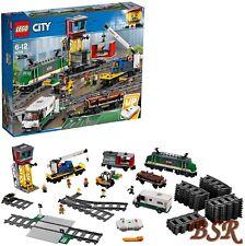 VORVERKAUF LEGO® City Eisenbahn: 60198 Güterzug & 0.-€ Versand & OVP & NEU !