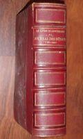 LE LIVRE DU CENTENAIRE DU JOURNAL DES DEBATS 1789-1889 suite gravures numéroté