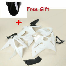 Unpainted Injection Fairing Body Kit For Kawasaki NINJA ZX-6R ZX636 2003 2004