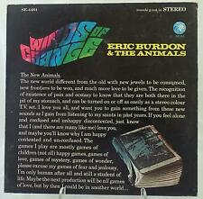 Eric Burdon & The Animals Winds Of Change  LP MGM SE-4484 1967 Psychedelic Music