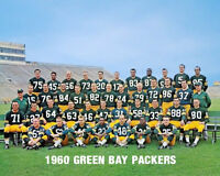 1960 Green Bay Packers Photo 8X10 - Starr Hornung Nitschke  Buy Any 2 Get 1 FREE