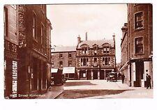 High Street-Kirriemuir Scotland-Photo Postcard