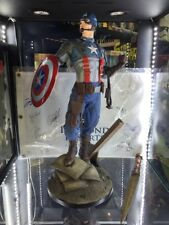 SIDESHOW CAPTAIN AMERICA: THE FIRST AVENGER PREMIUM FORMAT STATUE EXCLUSIVE