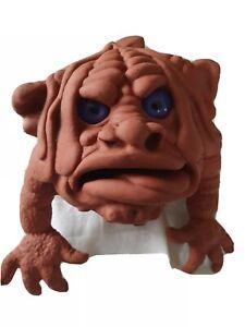 Boglins puppet SQUEEL Mattel 1980s