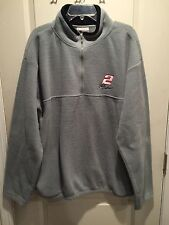 Nascar Rusty Wallace XL Parka Pull Over
