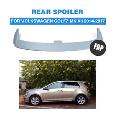 FRP Rear Roof Spoiler Wing For Volkswagen VW Golf 7 VII MK7 14-17 VOTEX Style