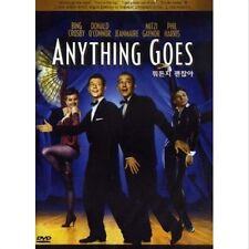 Anything Goes (1956) DVD - Bing Crosby (New & Sealed)