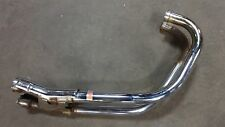 1982 Honda CB750SC CB 750SC Nighthawk H1097' right side header manifold pipes