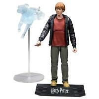 Harry Potter Ron Weasley McFarlane Figure Terrier Patronus Deathly Hallows Toys
