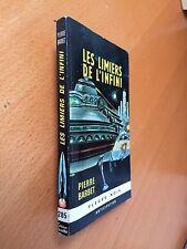 ► FLEUVE NOIR  ANTICIPATION N°285 - 1966 - LES LIMIERS DE L'INFINI - BARBET