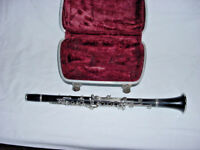 VINTAGE WOOD CONN CLARINET 1959 CONN DIRECTOR