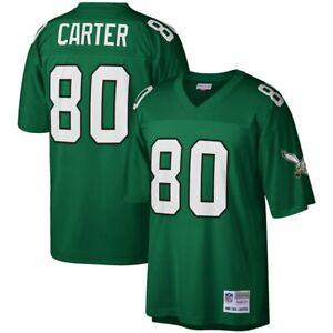 Philadelphia Eagles Cris Carter #80 Mitchell & Ness 1988 Retired Legacy Jersey