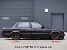 TA Technix Gewindefahrwerk DEEP BMW 3er E30 Limousine 2 und 4 Türer