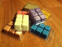 Pick 2 Soy Artisan Scented Wax Tart Warmer Melts Assorted scents! NEW SCENTS