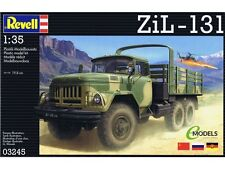 ZIL-131 URSS/RUSSIAN TRUCK REVELL 1/35 PLASTIC KIT
