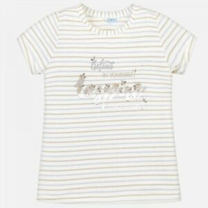 New Girls Mayoral T-Shirt , Age 8 Years, (6007)