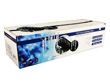 HAAC 40er LED Lichterkette Eiszapfen 6,35 Meter Zapfen 20-30 cm Innen Außen weiß