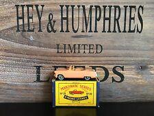 Matchbox Lesney Moko no.39a-2.Rare Version v.n.mint B-2 Box excellent from 1958
