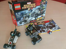 Lego 76030 marvel super heroes avengers, en boite avec notice