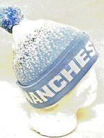 Manchester City Hat Bronx Beanie Bobble Hats