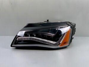 Complete 2011-2014 Audi A8 S8 Full LED Headlight Left LH Driver Side OEM